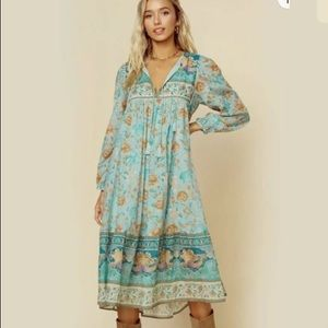 Spell & The Gypsy Seashell Boho Dress